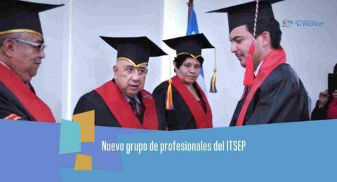Nuevo grupo de profesionales del ITSEP